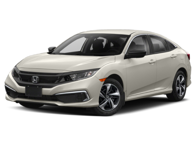 2019 Honda Civic Sedan Touring CVT 4dr Car