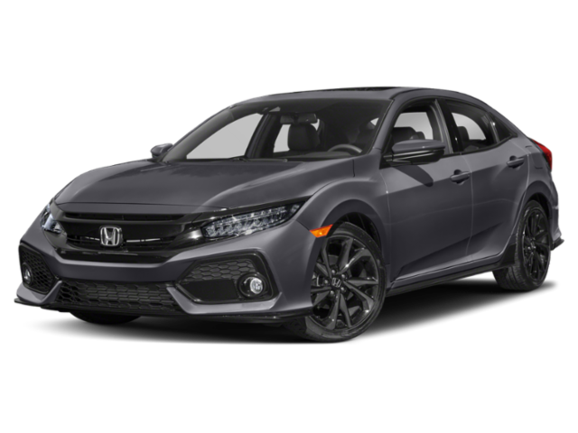 2019 Honda Civic Sport Touring 4D Hatchback