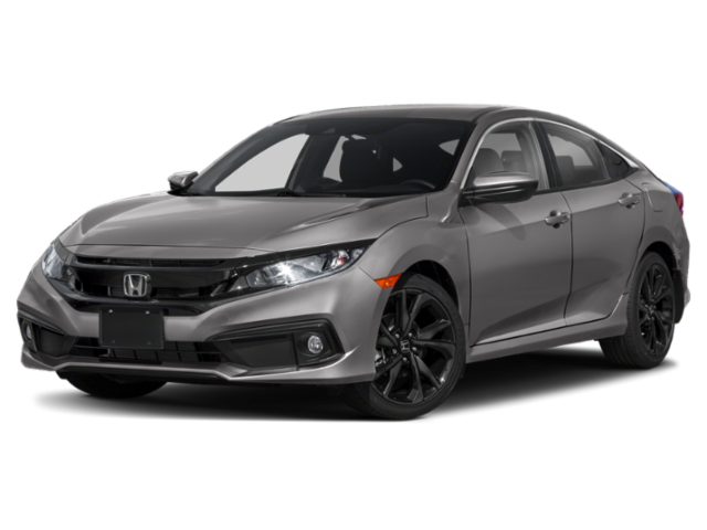 2019 Honda Civic Sport 4D Hatchback