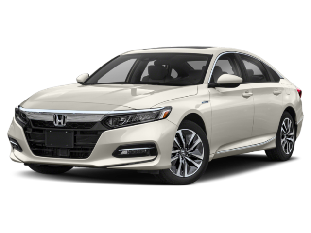 2019 Honda Accord Hybrid EX 4D Sedan