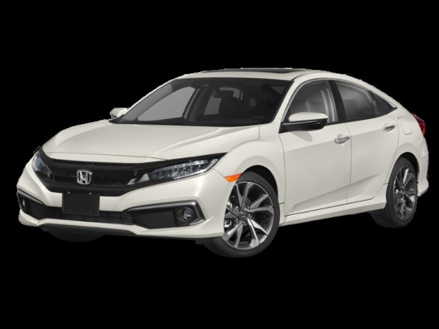 2019 Honda Civic Touring 4D Sedan