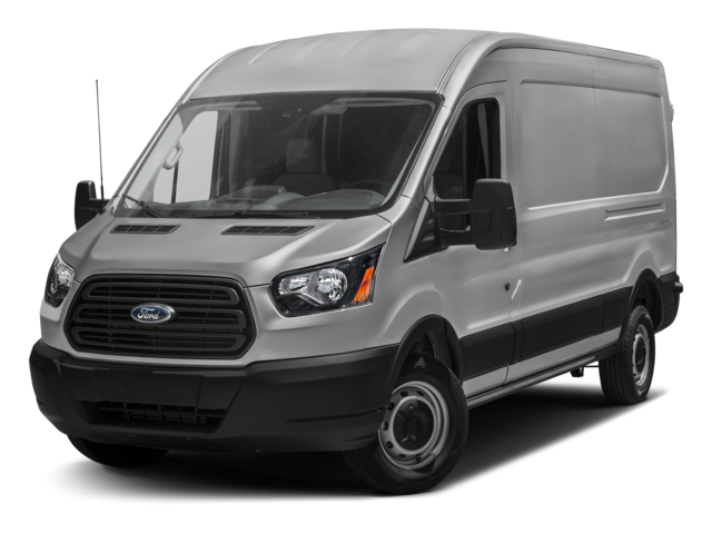 2017 Ford Transit-250 w/Dual Sliding-Side Cargo-Doors