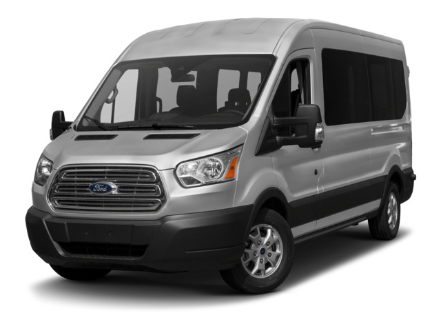2017 Ford Transit-350 XL w/Sliding Pass-Side Cargo-Door