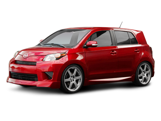 Pre-Owned 2008 Scion xD Base