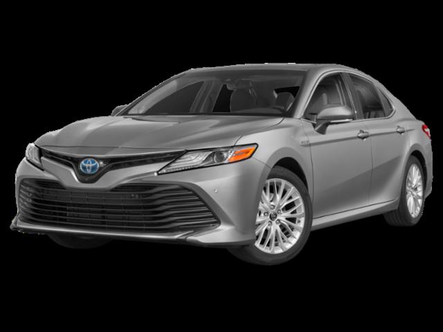 2020 Toyota Camry Hybrid XLE CVT (Natl)