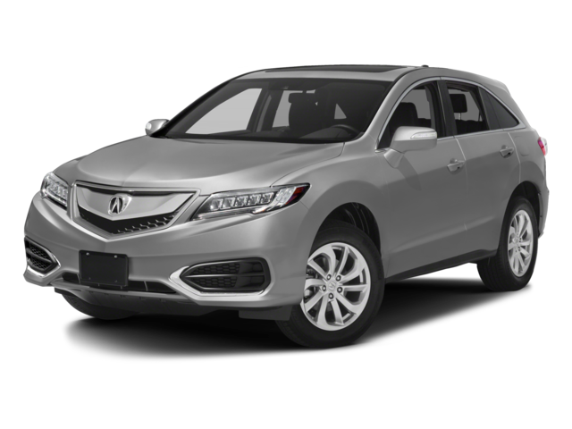2017 Acura RDX AcuraWatch Plus Package 4D Sport Utility