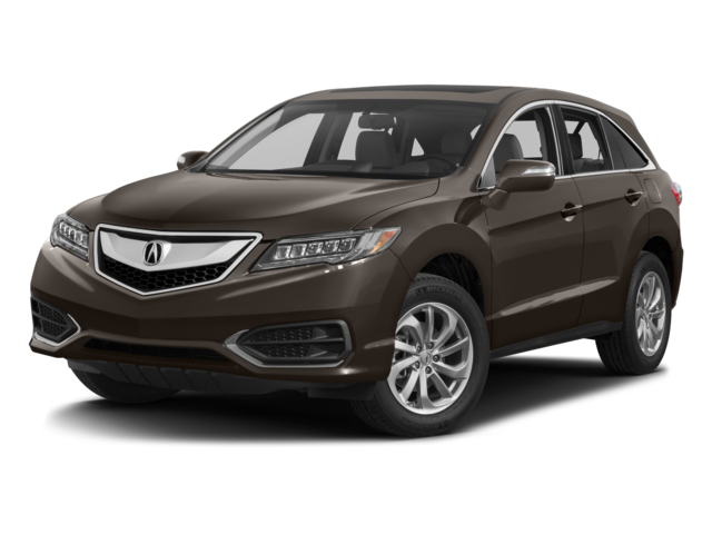2017 Acura RDX Technology Package 4D Sport Utility