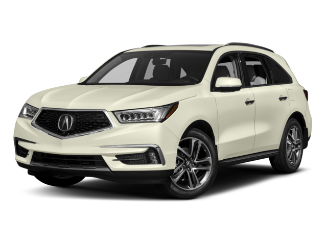 2017 Acura MDX 3.5L 4D Sport Utility