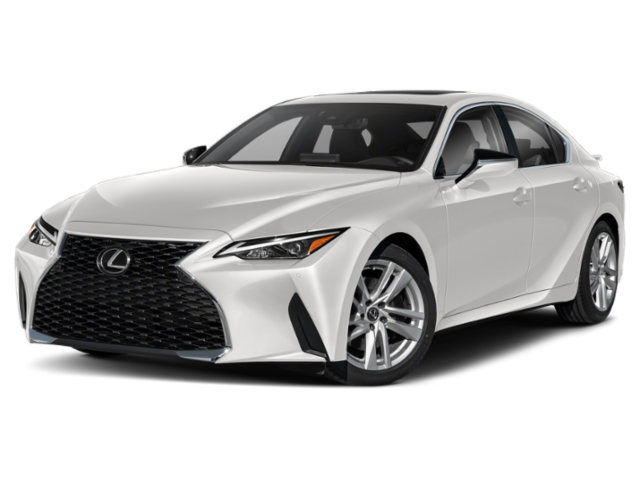 New 2021 Lexus IS 300 IS 300