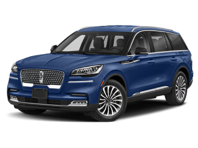 New 2021 Lincoln Aviator Black Label AWD Sport Utility