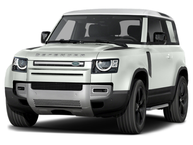New 2021 Land Rover Defender 90 X-Dynamic S