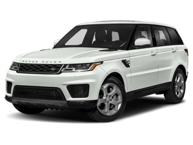 New 2021 Land Rover Range Rover Sport HSE