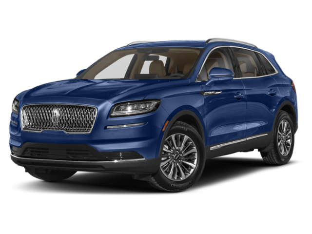 New 2021 Lincoln Nautilus Reserve FWD Sport Utility