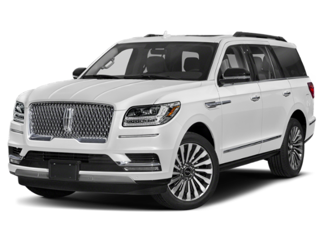 New 2021 Lincoln Navigator L Reserve 4WD Sport Utility