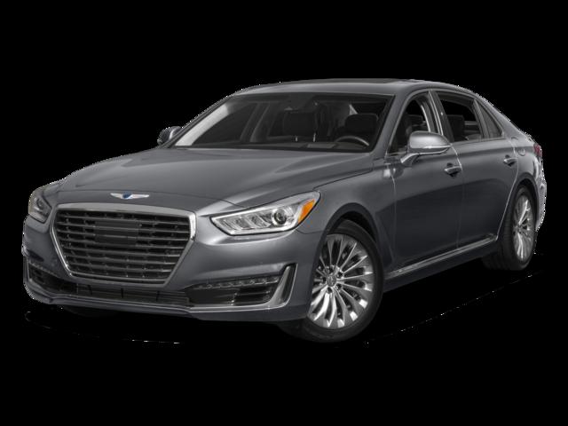2017 Genesis G90 5.0 Ultimate 4D Sedan