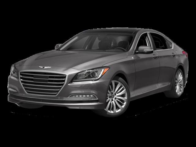 2017 Genesis G80 5.0 4D Sedan