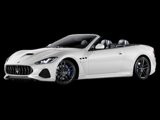 2019 Maserati GranTurismo Sport 2D Convertible
