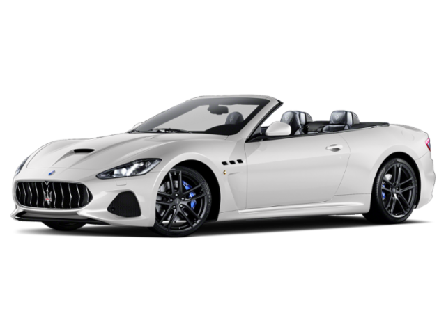 2019 Maserati GranTurismo Convertible Sport 4.7L Convertible