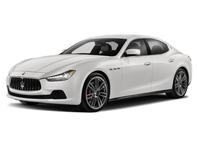 2019 Maserati Ghibli GranSport 4D Sedan