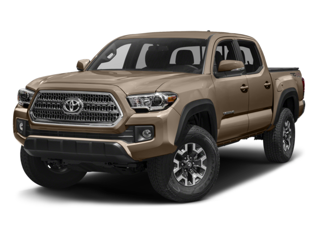 2017 Toyota Tacoma TRD Off Road Double Cab 5' Bed V6 4x4 AT truck