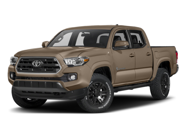 2017 Toyota Tacoma SR5 Double Cab 5' Bed I4 4x2 AT (Na Crew Cab Pickup