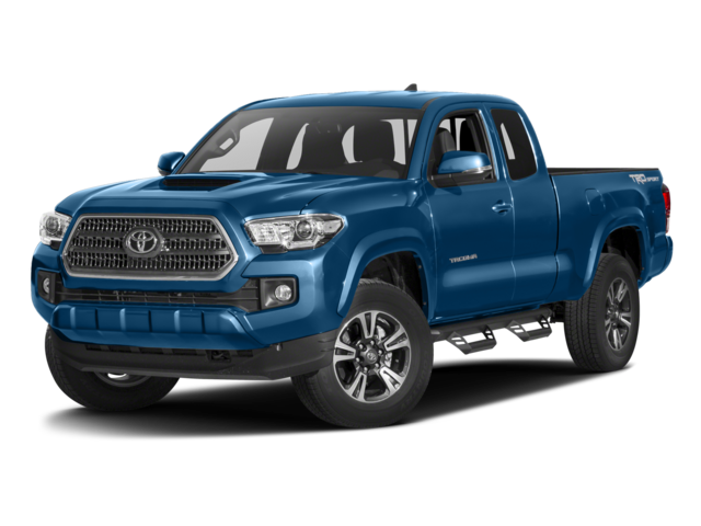 2017 Toyota Tacoma TRD Sport V6 w/accessories (see description)