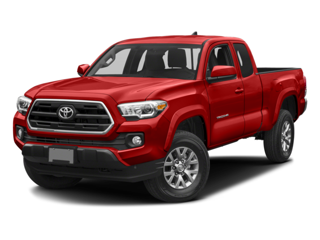 2017 Toyota Tacoma SR5 Extended Cab Pickup