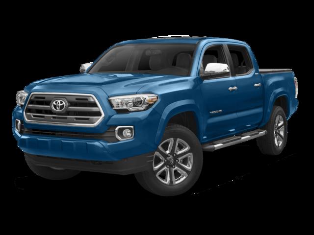 2017 Toyota Tacoma Limited Crew Cab Pickup