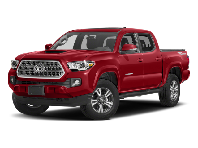 2017 Toyota Tacoma TRD Sport Double Cab 5' Bed V6 4x4 AT truck