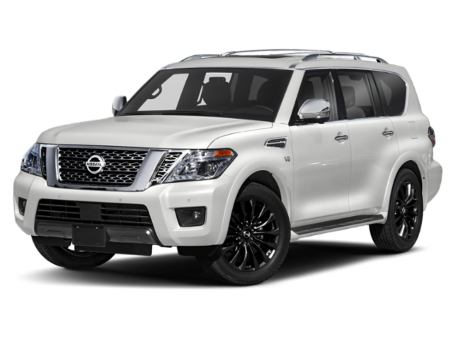 2020 Nissan Armada Platinum 4D Sport Utility