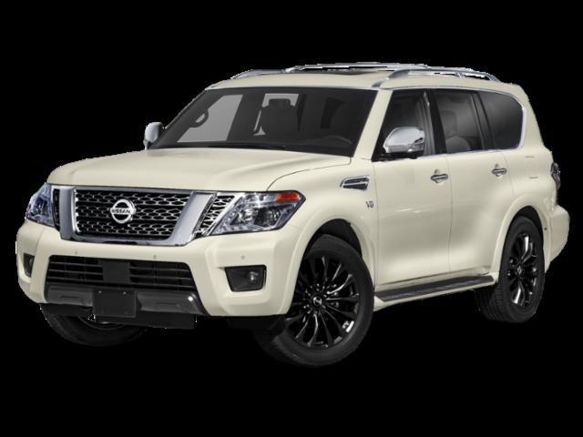 2020 Nissan Armada Platinum