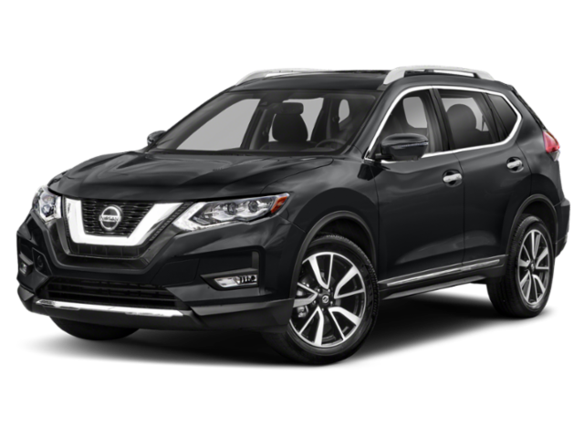 2020 Nissan Rogue SL 4dr Front-wheel Drive
