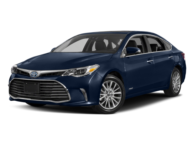 2018 Toyota Avalon Hybrid Limited 4D Sedan