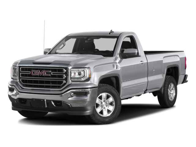 New GMC Sierra 1500 SLE