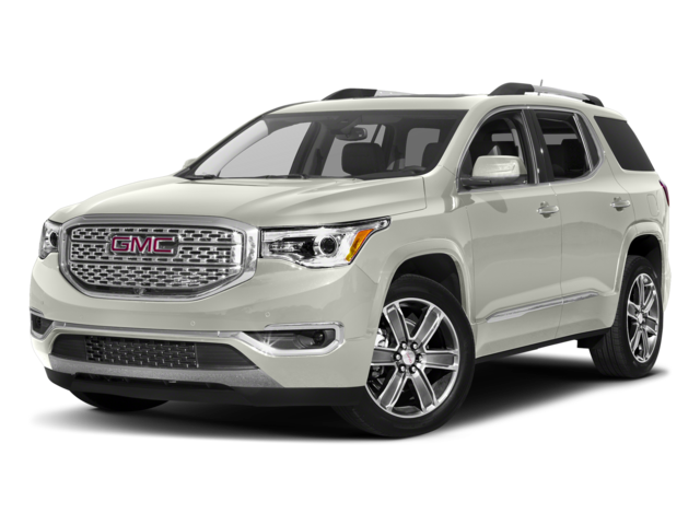 Pre-Owned 2017 GMC Acadia Denali With Navigation & AWD