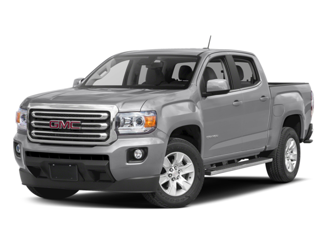 New GMC Canyon SLE1