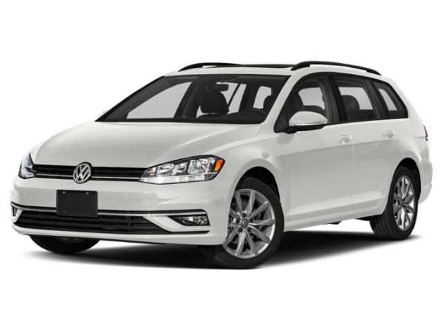 New 2019 Volkswagen Golf SportWagen S 4Motion