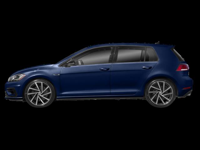 New 2019 Volkswagen Golf R 5-Dr 2.0T 4MOTION at DSG