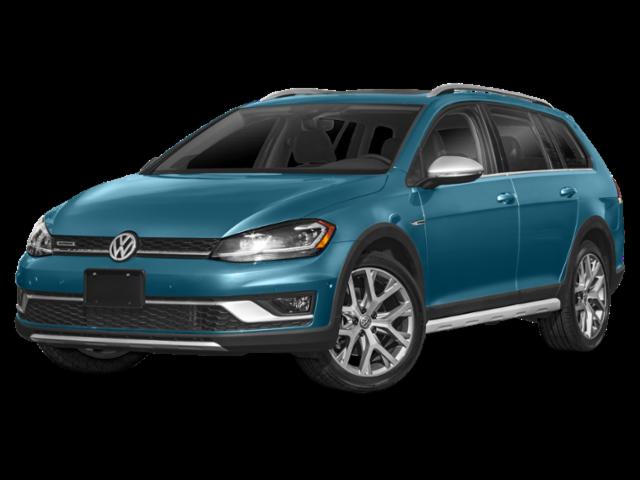 New 2019 Volkswagen Golf Alltrack TSI SEL 4Motion