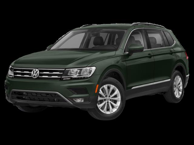 New 2019 Volkswagen Tiguan 2.0T SEL 4Motion