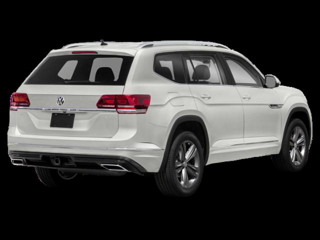 New 2019 Volkswagen Atlas V6 SE 4Motion