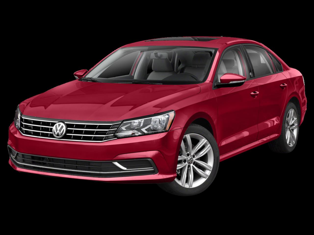 New 2019 Volkswagen Passat 2.0T SE R-Line