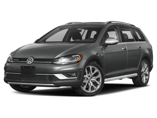 New 2019 Volkswagen Golf Alltrack TSI SE