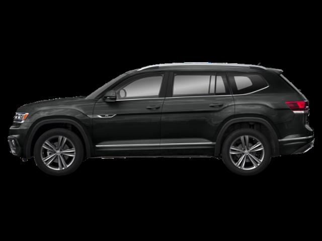 New 2019 Volkswagen Atlas V6 SEL R-Line 4Motion w/Bench Seats