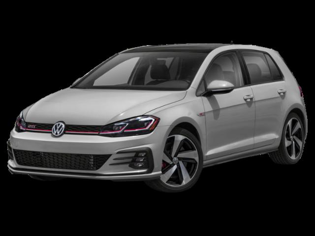 New 2019 Volkswagen Golf GTI 5-Dr 2.0T Autobahn 7sp DSG at w/Tip