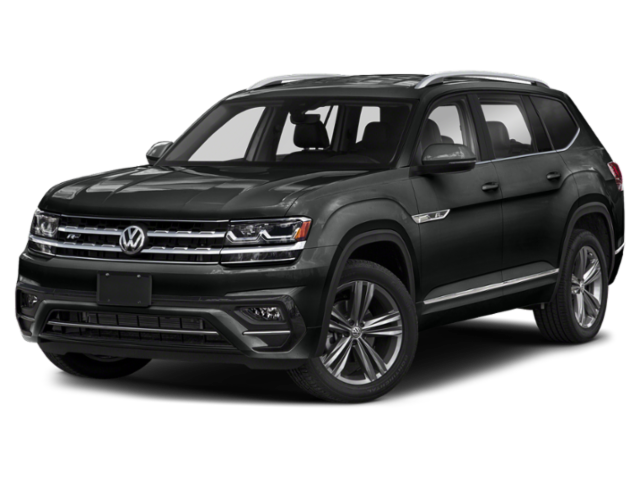 New 2019 Volkswagen Atlas 3.6L V6 SEL R-Line