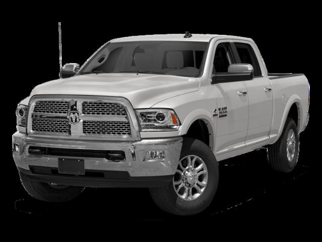 2016 Ram 3500 Laramie 4D Crew Cab