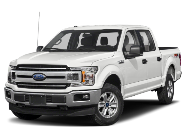 2020 Ford F-150 XLT 4WD SuperCrew 5.5' Box Crew Cab Pickup