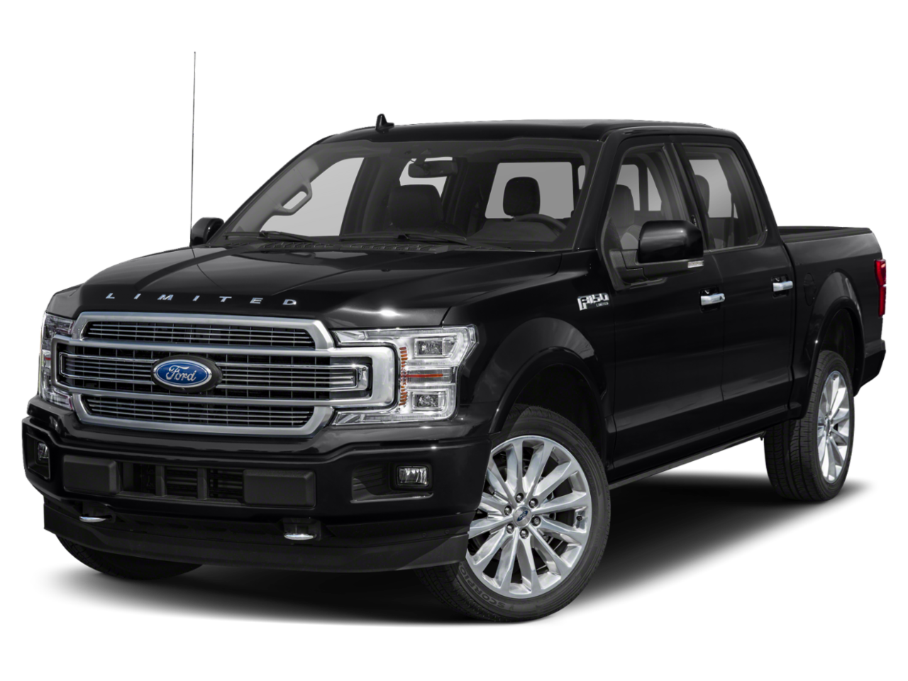 2020 Ford F-150 Limited 4D SuperCrew