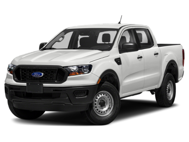 2020 Ford Ranger XL 4WD SUPERCREW 5' BOX Crew Cab Pickup